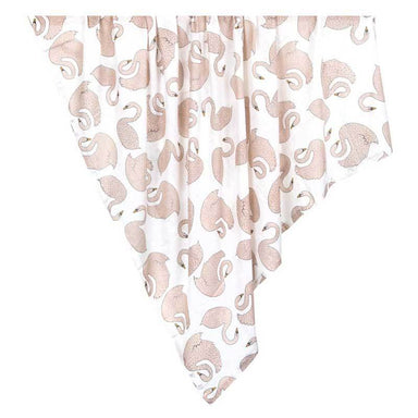 Indus Design Cotton Baby Wrap – Swan | Koop.co.nz