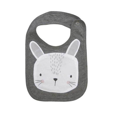Mister Fly Bunny Face Baby Bib | Koop.co.nz