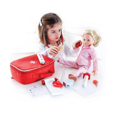 Hape Doctor On Call Kit (7pc) | Koop.co.nz