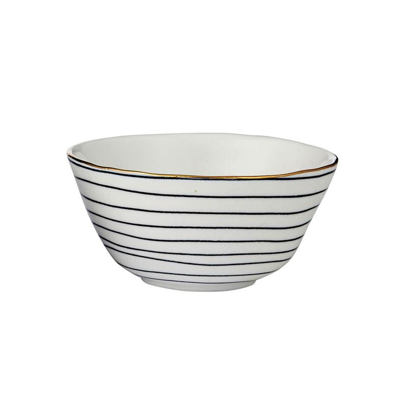 Davis & Waddell Amhara Bowl – Stripe (12cm) | Koop.co.nz