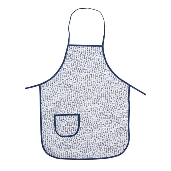 Annabel Trends Cotton Kids Apron - Anchor | Koop.co.nz