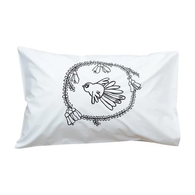 Henry & Co. Fantail Pillowcase | Koop.co.nz