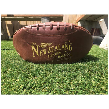 Moana Road Rugby Ball Toilet Bag | Koop.co.nz