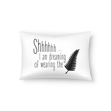 Moana Road Single Pillowcase – Dreaming Of Fern | Koop.co.nz