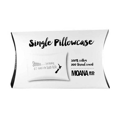 Moana Road Single Pillowcase – Two Islands | Koop.co.nz