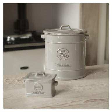 T&G Pride Of Place Butter Dish - Grey | Koop.co.nz