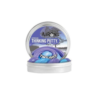 Crazy Aarons Hypercolour Heat Sensitive Putty – Twilight | Koop.co.nz