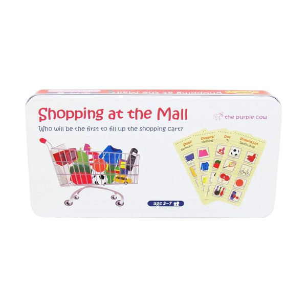 The Purple Cow Shopping At The Mall Game | Koop.co.nz
