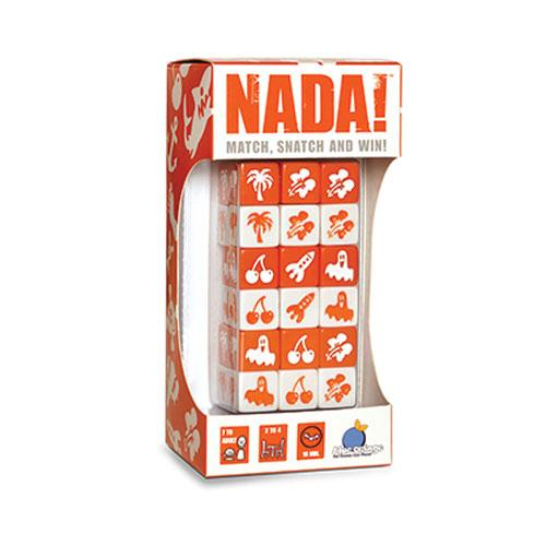 Blue Orange Nada Dice Game | Koop.co.nz