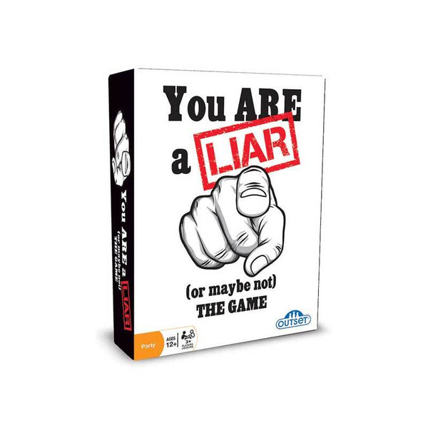 Outset You Are A Liar Party Game | Koop.co.nz