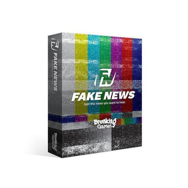Breaking Games Fake News Game | Koop.co.nz