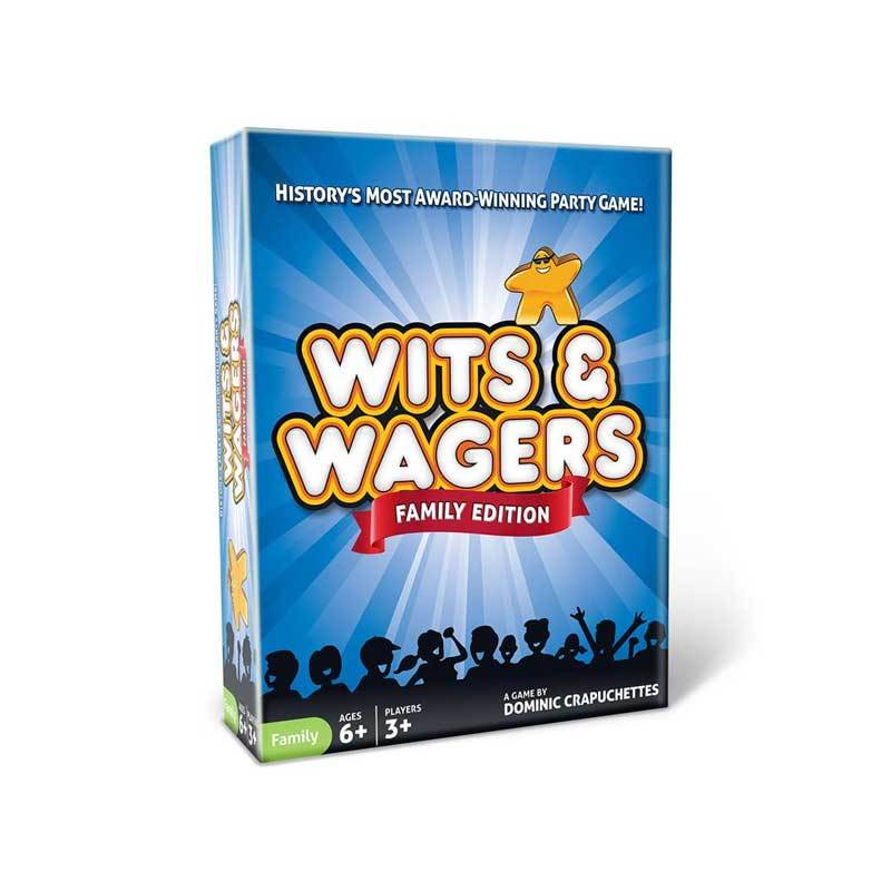 Outset Wits & Wagers Family Edition | Koop.co.nz