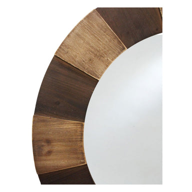 LaVida Dual Tone Wood Mirror (91.5cm) | Koop.co.nz