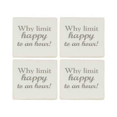 LaVida Happy Hour Coasters | Koop.co.nz
