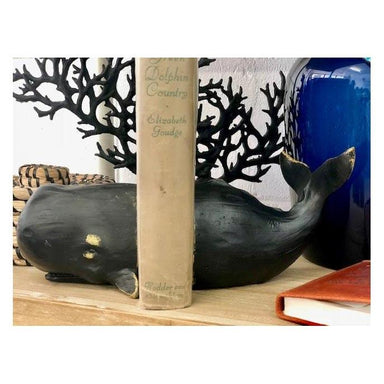 LaVida Whale Bookends | Koop.co.nz