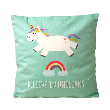 LaVida Rainbow Unicorn Cushion  (40cm) | Koop.co.nz