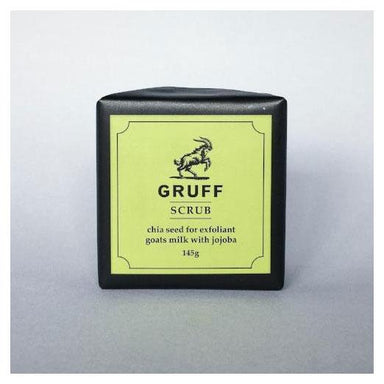 Gruff Scrub Exfoliant – Goats Milk & Coconut (145g) | Koop.co.nz