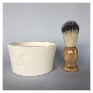 Gruff Shave Brush | Koop.co.nz