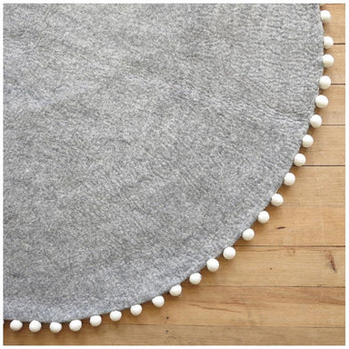 Sheepish Design NZ Wool Rug – Grey/Natural | Koop.co.nz