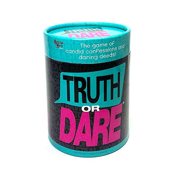 University Games Truth Or Dare Party Game | Koop.co.nz