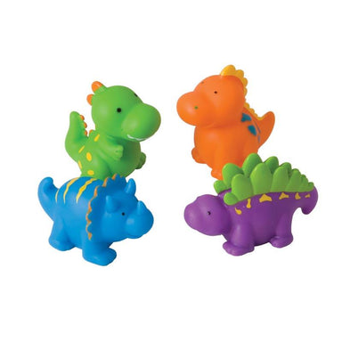 Alex Dinosaur Bath Squirters (4pc) | Koop.co.nz