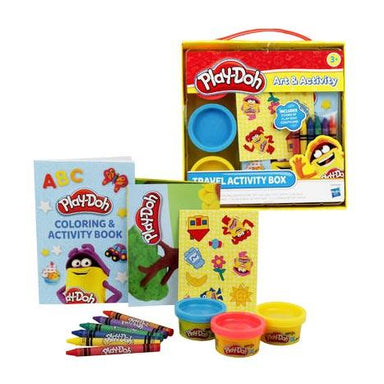 Hasbro Play Doh Art & Activity Travel Box | Koop.co.nz