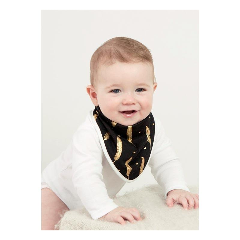 Elephant Ollie Bandana Baby Bib – Animals In Disguise | Koop.co.nz