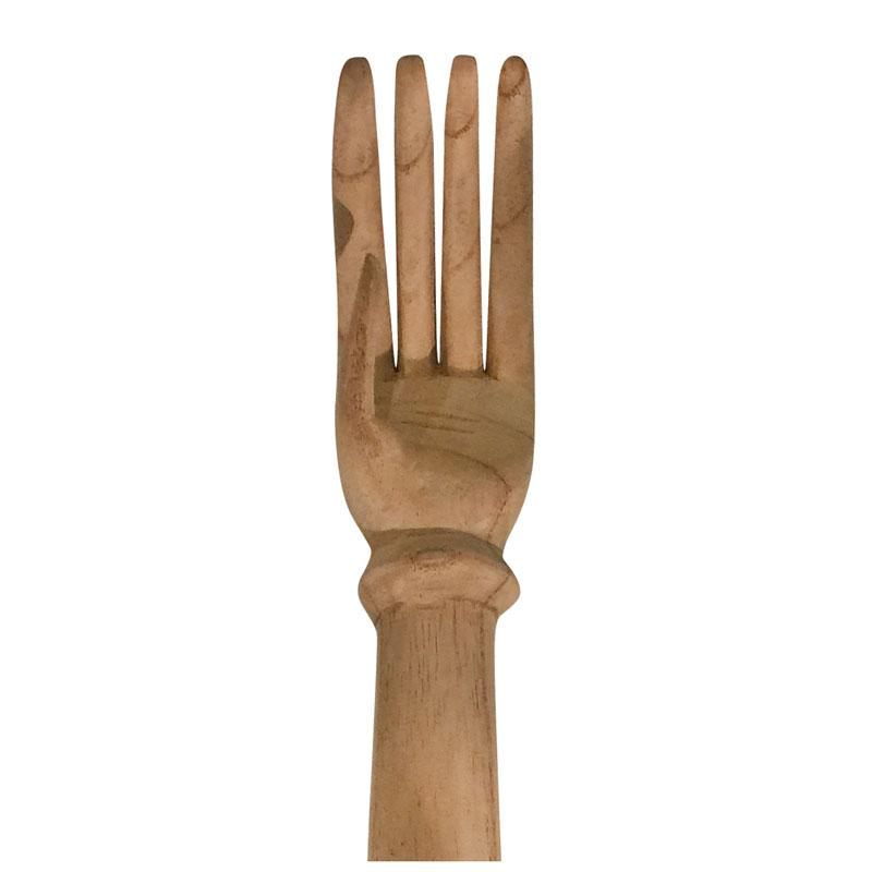 Raine & Humble Acacia Wood Back Scratcher | Koop.co.nz