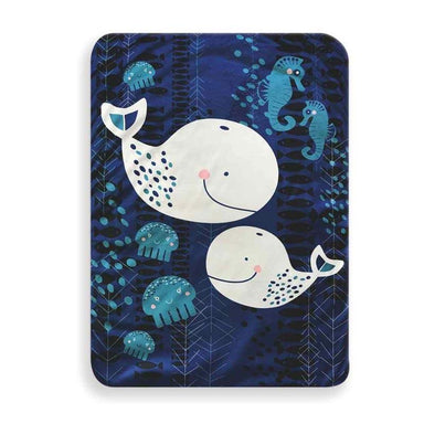 O.B Designs Whale Of A Time Padded Playmat | Koop.co.nz
