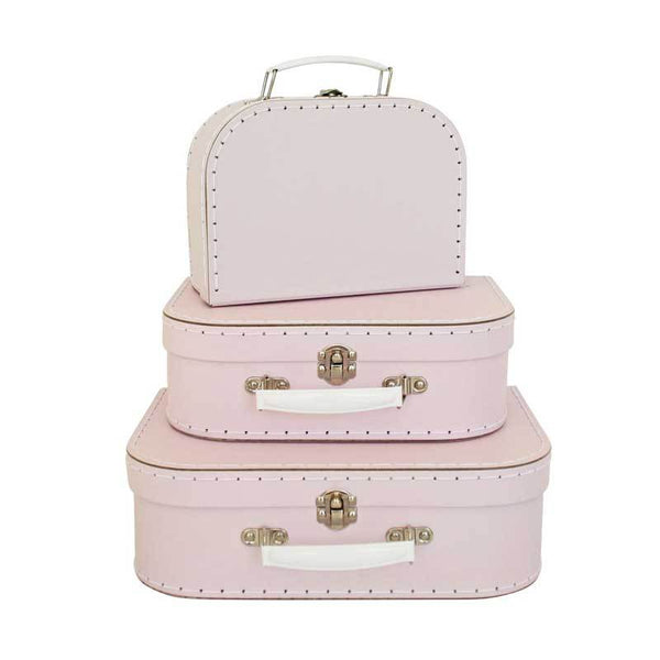 Alimrose Carry Case Set – Pale Pink | Koop.co.nz