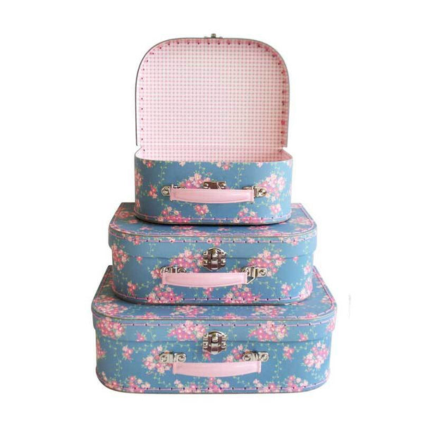 Alimrose Carry Case Set – Wildflower | Koop.co.nz