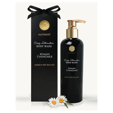 Surmanti Body Wash Soap Alternative - Roman Chamomile (300ml) | Koop.co.nz