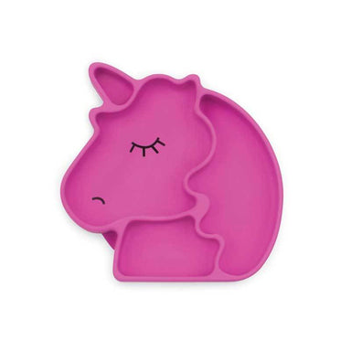 Bumkins Unicorn Silicone Grip Dish | Koop.co.nz