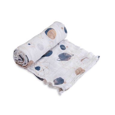Little Unicorn Cotton Muslin Swaddle – Planetary | Koop.co.nz