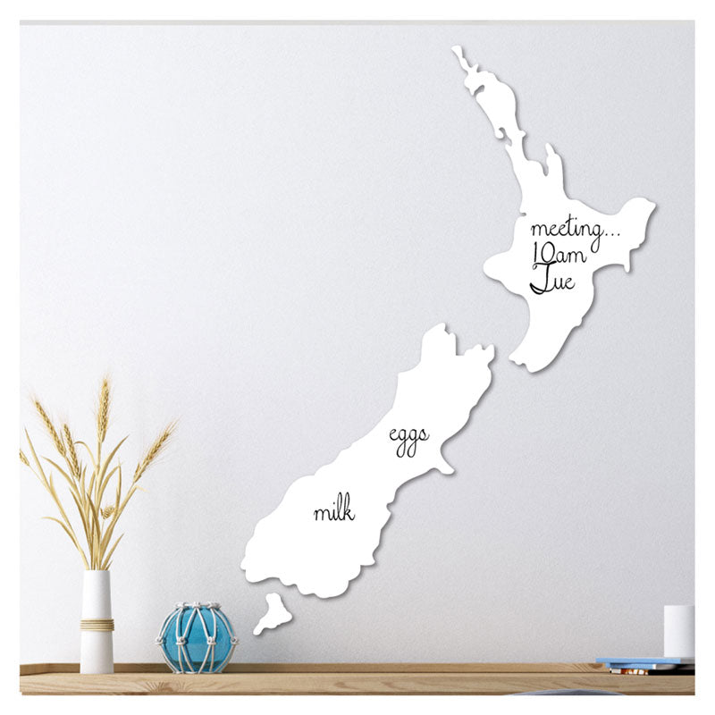 Crystal Ashley Large NZ Whiteboard | Koop.co.nz