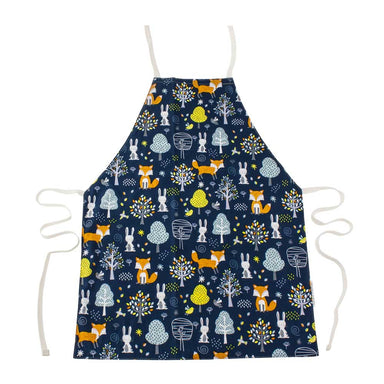 Harvest Creations Reversible Kids Apron – Woodlands/Swirl | Koop.co.nz