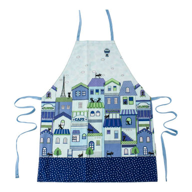Harvest Creations Reversible Kids Apron – Cat/Swirl | Koop.co.nz