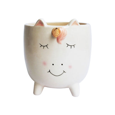 Urban Products Unicorn Planter (13cm) | Koop.co.nz