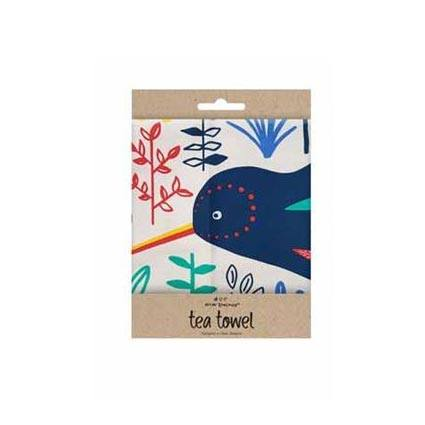 New Zealand Bright Kiwi Tea Towel | Koop.co.nz