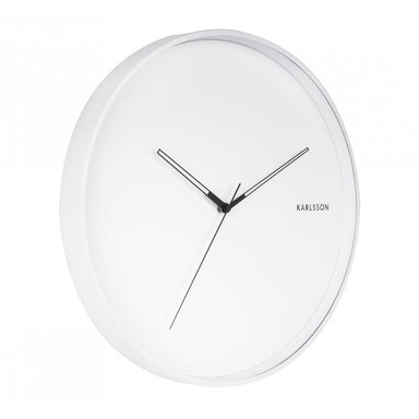 Karlsson Hue Wall Clock – White (40cm) | Koop.co.nz