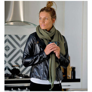 Hello Friday Stylist Scarf - Iguana | Koop.co.nz