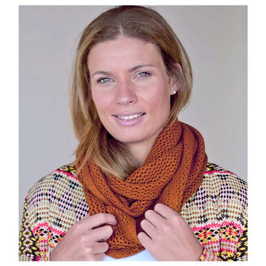 Hello Friday MVP Infinity Scarf - Spice | Koop.co.nz