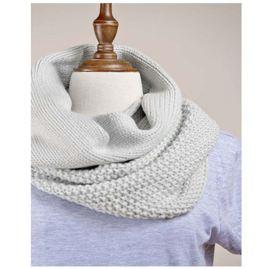 Hello Friday Innovator Infinity Scarf – Ice | Koop.co.nz