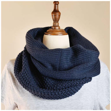 Hello Friday Innovator Infinity Scarf – Peacock | Koop.co.nz