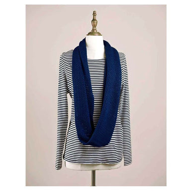 Hello Friday MVP Infinity Scarf - Peacock | Koop.co.nz