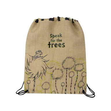 Amooze Dr Seuss Drawstring Bag – The Lorax | Koop.co.nz