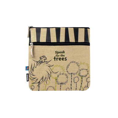 Amooze Dr Seuss Large Pencil Case – The Lorax | Koop.co.nz