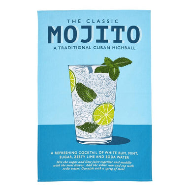 Ulster Weavers Mojito Tea Towel | Koop.co.nz