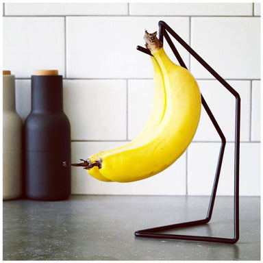 Bendo Luxe Bunch Banana Stand - Black | Koop.co.nz