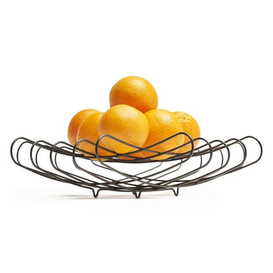 Bendo Luxe Grid Fruit Bowl - Black | Koop.co.nz